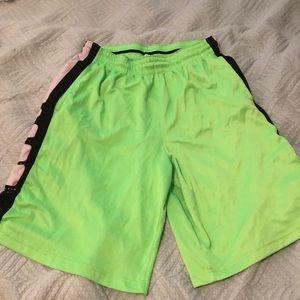 Men's Nike Dri-Fit athletic shorts